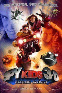 Spy Kids 3 Game Over 2003 Hindi English Tamil Telugu Spy Kids 3 Game Over Movie Dual Audio Hindi English 72 Spy Kids 3d Spy Kids 3d Game Over Spy Kids 3