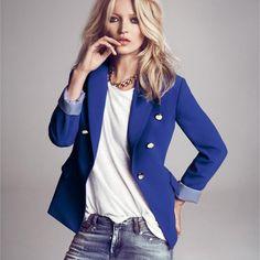 Una de las prendas básicas en el armario de cualquier mujer son los blazers, ya tienes el tuyo? http://www.linio.com.mx/ropa-calzado-y-accesorios/?utm_source=pinterest_medium=socialmedia_campaign=09022013.fashion.blazerazul.visible.21