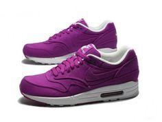 Nike Air Max 1 – Cyber Purple/White
