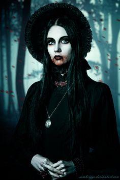 Victorian Vampire by SamBriggs