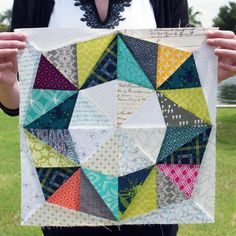 (7) Name: 'Quilting : Fractal Quilt Block