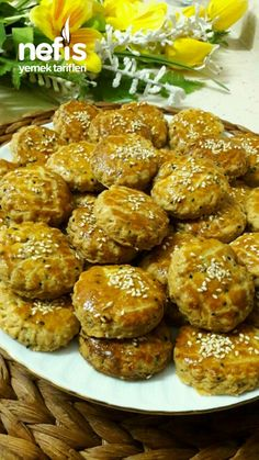 Buttermilk Cookies (Gorgeous) - Delicious Recipes - Buttermilk Cookies (gorgeous) # Sıvıyağlıkıyırkurabi to cookie, salty biscuit the - Apple Recipes, Rice Recipes, Pasta Recipes, Cookie Recipes, Dinner Recipes, Dessert Recipes, Yummy Recipes, Perfect Rice Recipe, Best Rice Recipe
