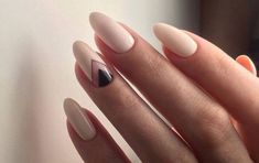Image result for oval nail shape