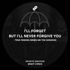I'll forget but I'll never forgive you.  #8fact #8factlyrics #lyrics #music