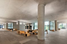 Queen Elizabeth II Courts of Law / Architectus + Guymer Bailey Architects