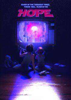 ArtStation - Hope: Princess Leia Tribute, Guillem H. Pongiluppi
