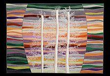 """Tree Bones in the Southwest by Karen Schulz (Fiber Wall Hanging) (46"""" x 63"""")"""