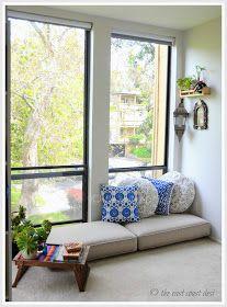 34 Ideas for bedroom cosy corner boho Bedroom Color Schemes, Bedroom Colors, Living Room Decor, Bedroom Decor, Cosy Corner, Cozy Nook, Rich Home, Aesthetic Room Decor, Relax