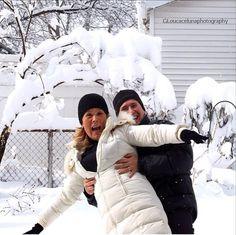 Couple Winter Memories