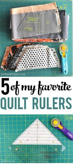 How to Use Quilting Rulers Properly   Quilting rulers, Tutorials ... : best quilting gadgets - Adamdwight.com