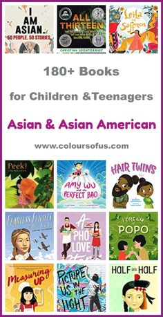Ya Books, Good Books, Books To Read, Best Books List, Book Lists, Asian Babies, Happy Reading, Asian American, Chapter Books