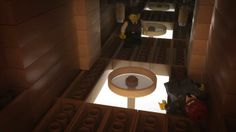 LEGO 'INCEPTION' by VFX. An academic team project, spanning 12 weeks, representing approx 1000 hours work.