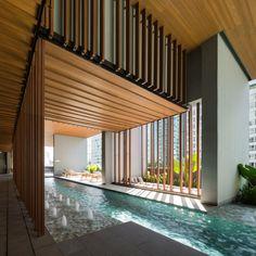 HYDE condominium, Bangkok, Shma, Wison Tungthunya,  W Workspace