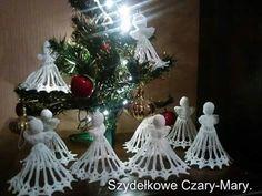 Boze Narodzenie # aniolek # swieta # crochet