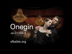 Onegin with the San Francisco Ballet