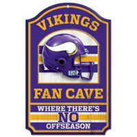 Minnesota Vikings Man Cave, Bar, Game Room