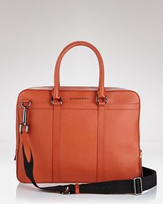 I like the muted orange color, perfect for spring. It also has a laptop pocket which makes it perfectly practical as well. So much nicer than a tacky backpack.