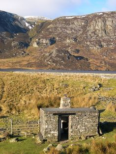 Mountain Bothy locations in England, Scotland and Wales. MBA