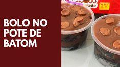 10 RECEITAS DE BOLOS NO POTE Chocolate Caramel Tart, Vand, Bridal Tiara, Chocolates, Mousse, Cake Recipes, Pudding, Cooking, Desserts