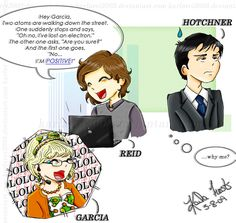 LOVE this. im a huge criminal minds fan and i find this quite funny just because it might actually happen XD