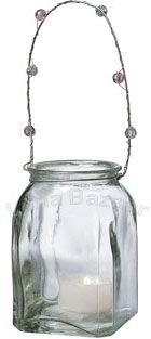 Clear Hanging Candle Holder and Vase (square design)_variety from $4.42_http://www.lunabazaar.com/