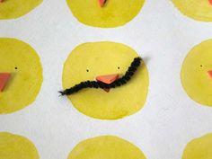 Vogel-Illustrationen von Anne Sommer – Gründerin von Spielmode – die Kinderkleidung mit integrierten Spielen
