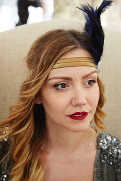 These 1920s-inspired beauty looks will make you want to party at Gatsby's.