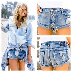 cut off denim