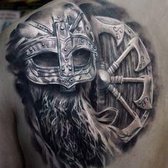 Bildergebnis für tattoo kriegerin mit wolf