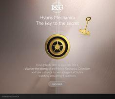 Discover the secrets of the Hybris Mechanica Collection... #HybrisMechanicaSecret