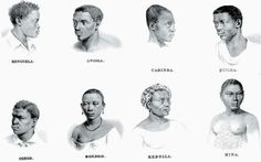tribos africanas escravidão brasil - Pesquisa Google