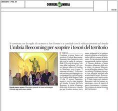 #turismo #Umbria #CorriereUmbria