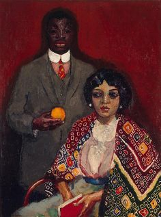 Kees van Dongen, Lucie and her Partner, 1911