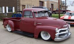 1954 Chevy Truck Shortbed