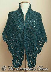 Ravelry: Daisy Fields Shawl pattern by Dorianna Rivelli