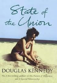 """State of the Union"" by Douglas Kennedy.  This is my favorite of the 3 Douglas Kennedy books I have read so far."