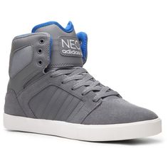 finest selection 3265a 5b2d5 adidas NEO High-Top Sneaker - Mens (£42) ❤ liked on Polyvore featuring  shoes, sneakers, men, adidas, high top trainers, adidas high tops, adidas  sneakers ...
