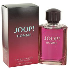 Joop By Joop! Eau De Toilette Spray 4.2 Oz