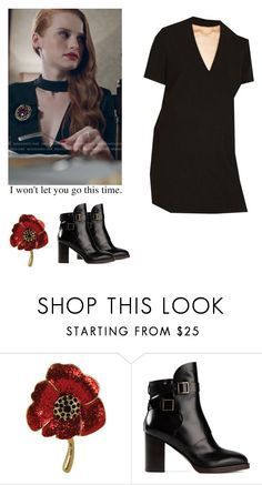 """Cheryl Blossom - Riverdale"" by shadyannon ❤ liked on Polyvore featuring Tod's"