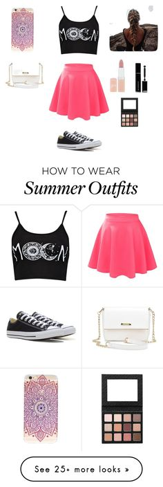 """""""Cute outfit"""" by stuff4m on Polyvore featuring LE3NO, Converse, Rimmel and Givenchy"""