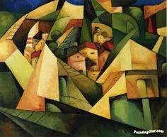 Cubist Landscape Artwork By Albert Gleizes Oil Painting Art with Cubist Landscape Artwork By Albert Gleizes Modern Art, Art Painting, Fine Art, Painting, Art, Cubist Art, Art Movement, Abstract, Artist Palette