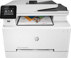 HP - LaserJet Pro MFP M281fdw Color Wireless All-In-One Printer