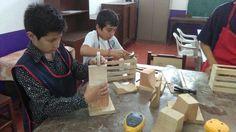 Inició esta semana con el curso de carpintería básica para niños, que forma parte de la oferta de actividades ocupacionales y talleres de…