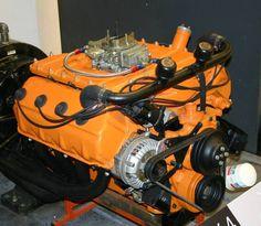 "Mopar Hemi-Head ""RB"" - '426' - 1x4 Carburetor ""Bathtub"" NASCAR Intake. Nascar Engine, Hemi Engine, Chrysler Hemi, Chrysler Valiant, Plymouth Superbird, Dodge Muscle Cars, Performance Engines, Fancy Cars, Dodge Trucks"