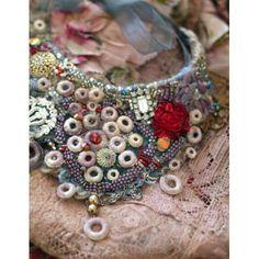 Textile Jewelry Krista  R