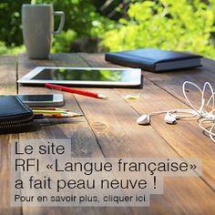 Apprendre et enseigner le français - listen to the French news podcast