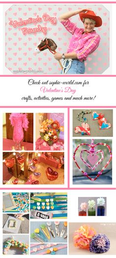 Everything you need to get your Valentine's Day ready I got you covered. From crafts, to fun activities and even silly games, Valentine's Day just got super simple