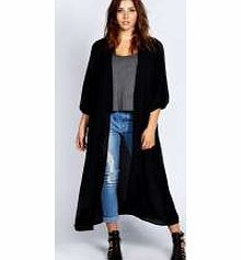 boohoo Mallory Longline Kimono - black pzz99617 Sweep into style with this fashion-forward full length kimono . We love to layer it over any outfit for instant luxe - think a basic tee and skinny jeans . http://www.comparestoreprices.co.uk/womens-clothes/boohoo-mallory-longline-kimono--black-pzz99617.asp