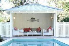 pool cabana sydney - #outdoorliving #poolcabana