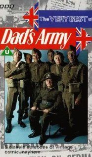 Find more tv shows like Dad's Army to watch, Latest Dad's Army Trailer, During in a fictional British seaside town, a ragtag group of Home Guard local defense volunteers prepare for an imminent German invasion. British Tv Comedies, British Comedy, English Comedy, British Humour, British Books, English Movies, British Actors, John Le Mesurier, Detective